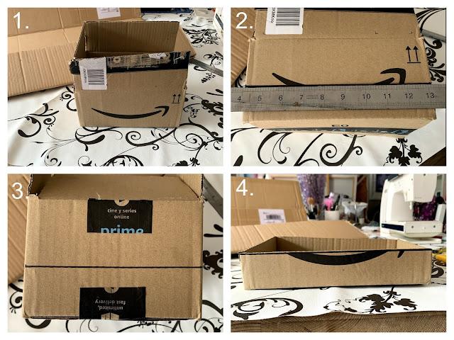How To Make The Mini Cardboard Scratcher a ©BionicBasil® Craft-Fest Day 2