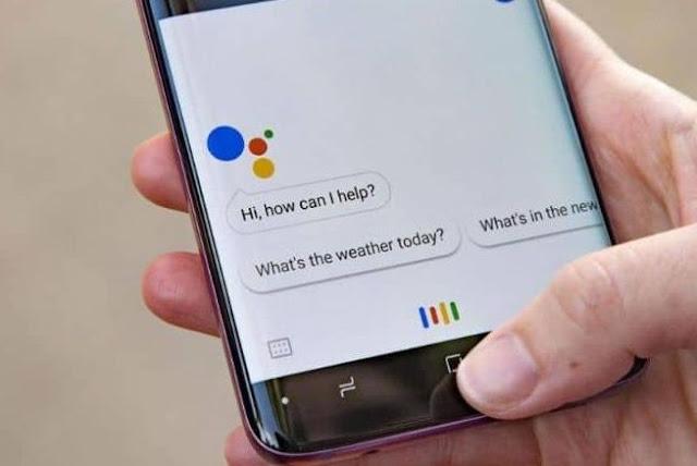 Smartphone Android Menjadi Google Home