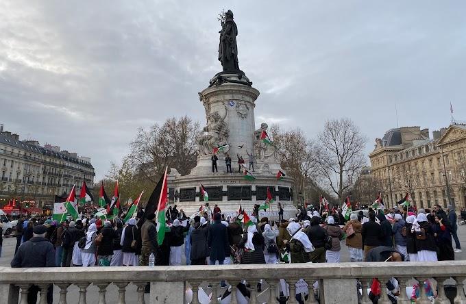 الجالية الصحراوية في أوروبا تجدد دعوتها المجتمع الدولي إلى تحمل مسؤولياته تجاه حق الشعب الصحراوي في تقرير المصير.
