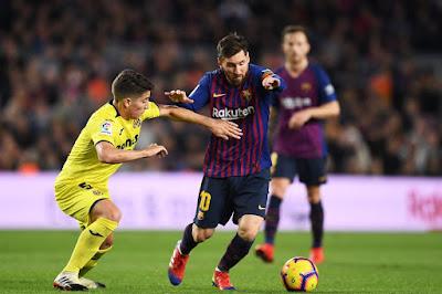 مشاهدة مباراة برشلونة وفياريال بث مباشر اليوم 24-9-2019 في الدوري الاسباني