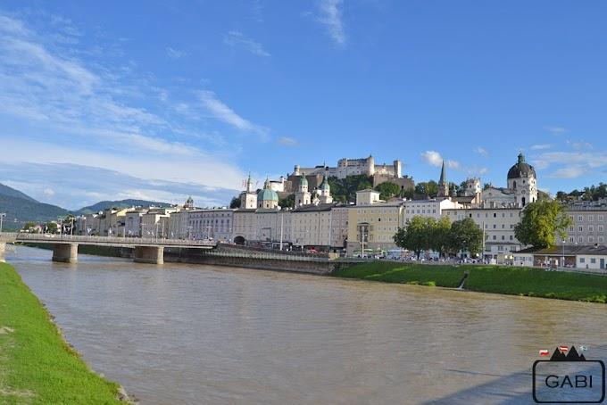 Jeden dzień w Salzburgu