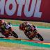Moto3: Caída y abandono para Gabriel Rodrigo en Aragón