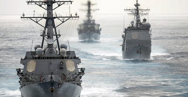 Επιχείρηση παραμύθι του ΝΑΤΟ με 2 πλοία να πλέουν στο Αιγαίο!