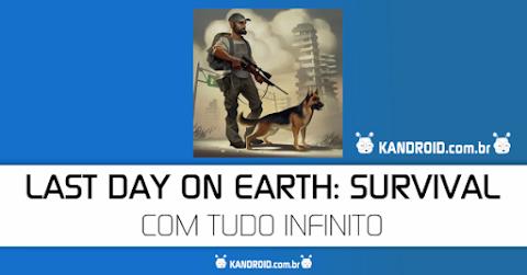 Last Day on Earth: Survival v1.8.6 Apk Mod com Tudo Infinito