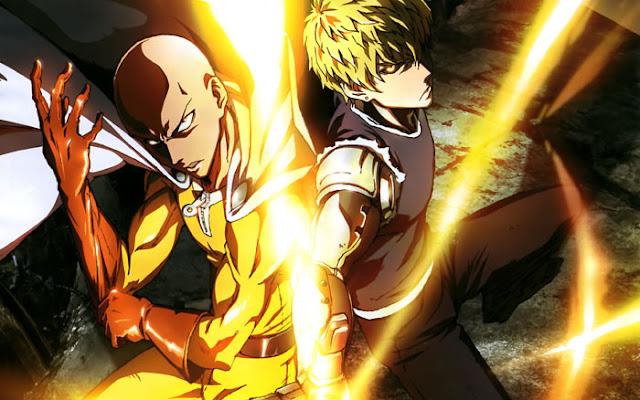 Top 10 Anime Seinen Terbaik
