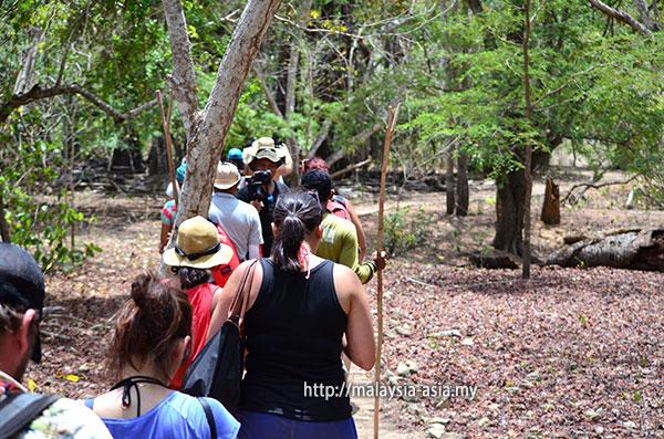 Disable-friendly Komodo Island Park