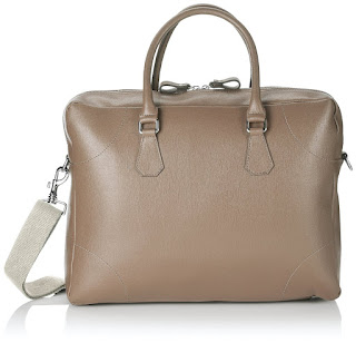 CHEAPEST bugatti Bags Briefcase, Taupe (Beige) limited time offer £94.96