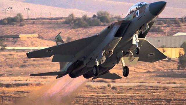 IAF ha respondido al ataque procedente de gaza