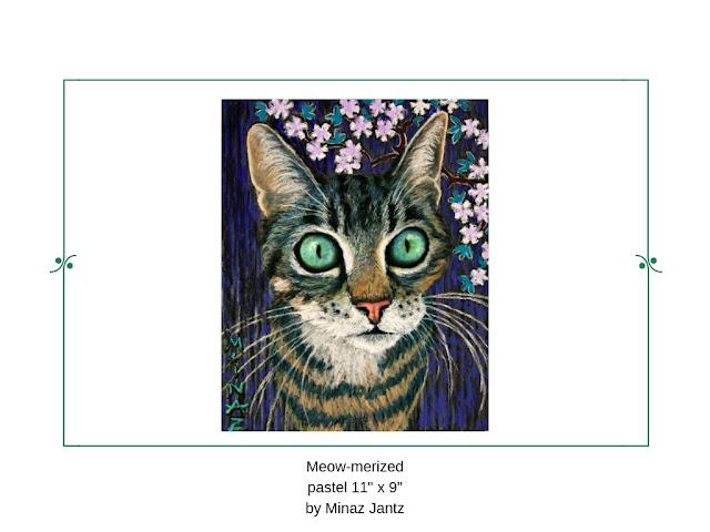 Meow-Merized by Minaz Jantz