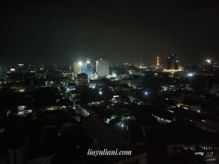 City view Crowne Plaza Bandung