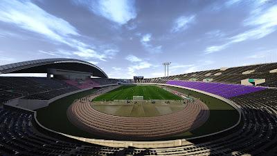 PES 2021 EDION Stadium Hiroshima