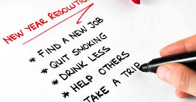 conseils pour prendre des résolutions qui comptent !
