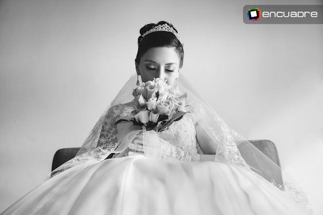 fotos de novias vintage peru