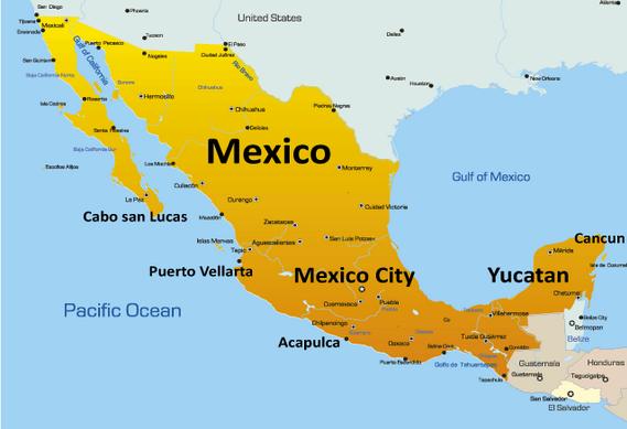 Earthquake Prediction: Mexico: Earthquake Predictions for ...