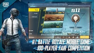 لعبة pubg mobile 3