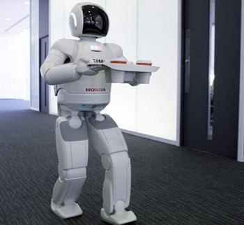 مدونة تقنية المعلومات الروبوت