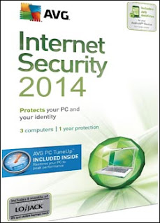 478946545646 - AVG Internet Security 2014 build 4016 + Ativação