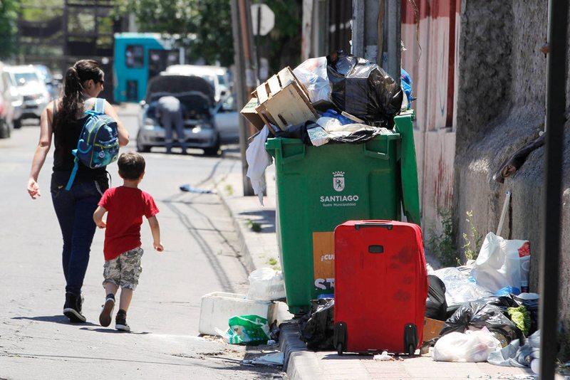 Consejos ante la falta de recolección de la basura