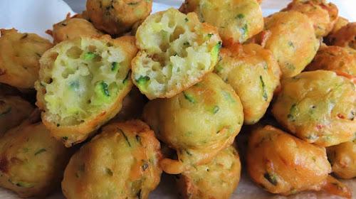 Uštipci od Tikvica/Zucchini Fritters
