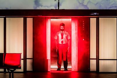Jonathan Dove: Flight - Darwin Prakash - Royal Academy Opera (Photo Robert Workman)