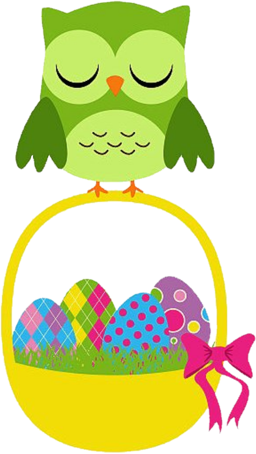 free easter owl clip art - photo #21
