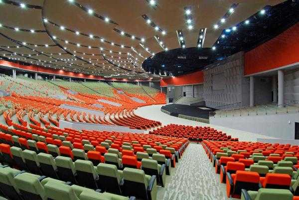 Sentul International Convention Center, venue for the grand final of Miss Wold 2013