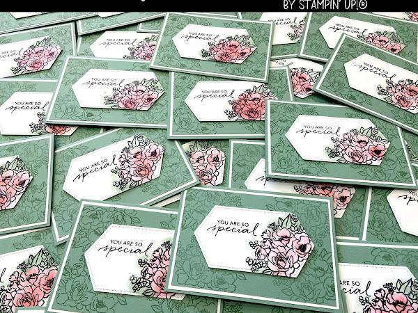 All Star Video Tutorial Bundle Design Team Hop October 2020 | Flowers for All Seasons Suite
