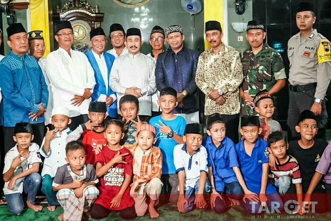 Masjid Baiturrahman Desa Payang Diresmikan Oleh Bupati Haryanto