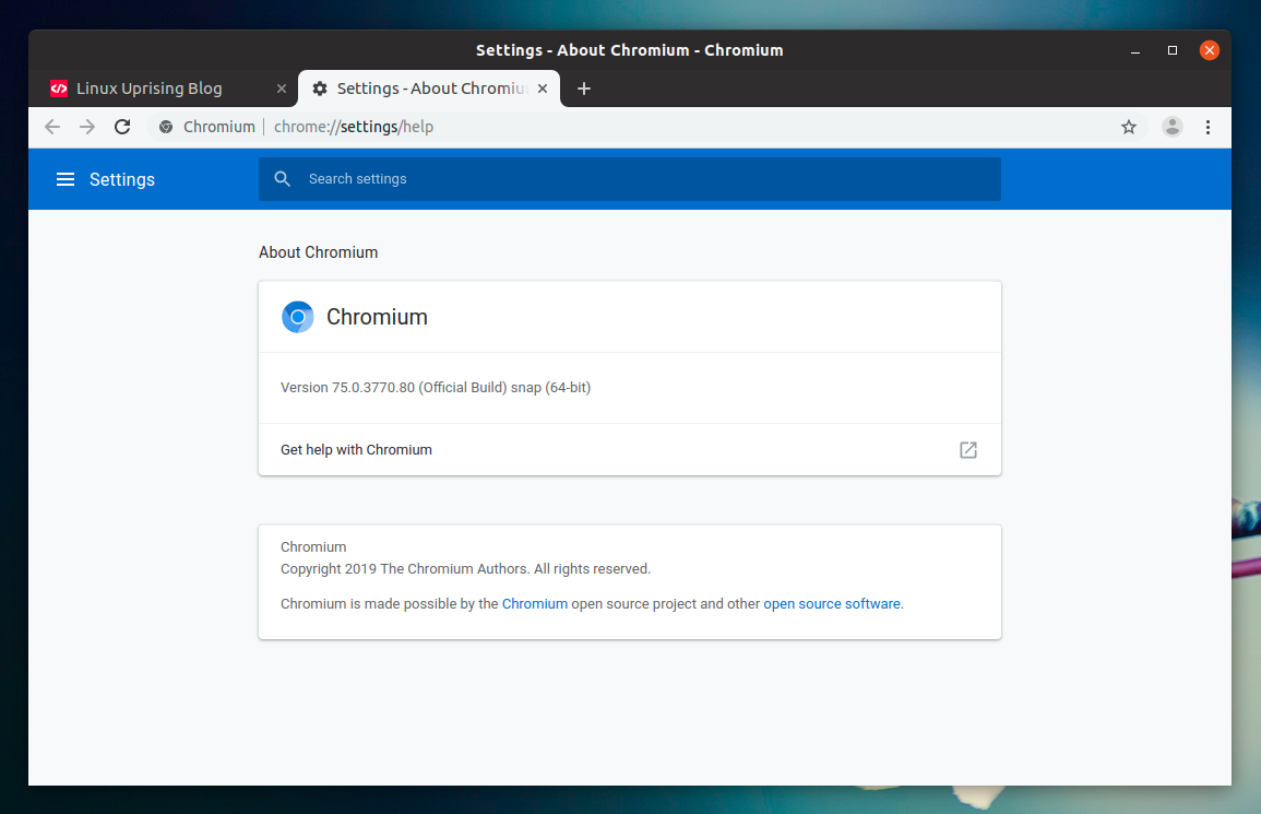 Ubuntu Devs Testing Chromium Browser Transition From Deb To