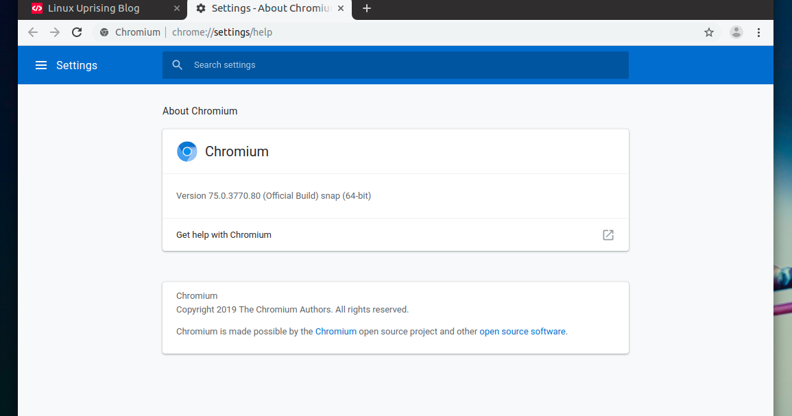 Ubuntu Devs Testing Chromium Browser Transition From Deb To Snap