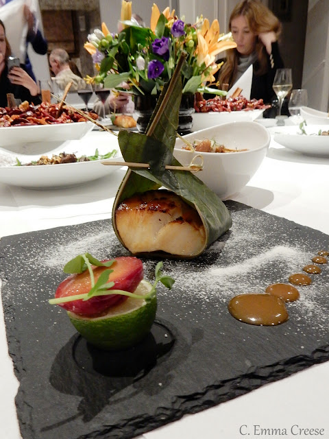 House of Ho Vietnamese cuisine in Fitzrovia Blogger restaurant review