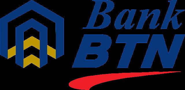 Download Logo Bank BTN PNG