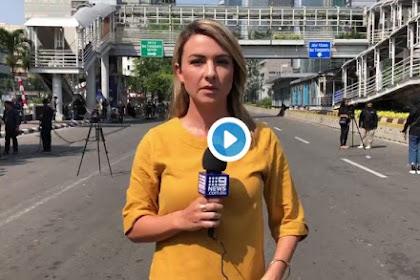 Indonesia Disorot Media Asing akibat Aksi 22 Mei 2019