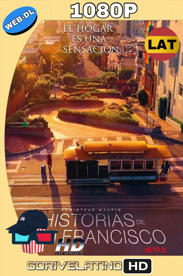 Historias de San Francisco (2019) Temporada 01 NF WEB-DL Latino-Ingles MKV