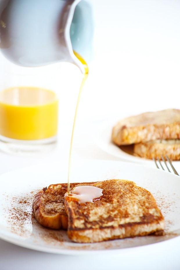 HEALTHY VEGAN CINNAMON FRENCH TOAST #dessert #pumpkin #apple #vegan #cake
