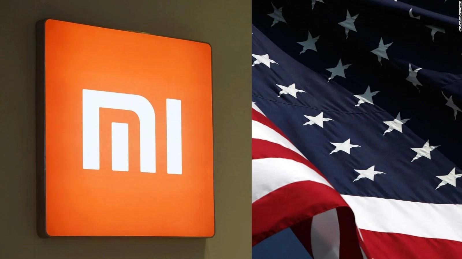 Xiaomi logra el levantamiento de sanciones de EE.UU