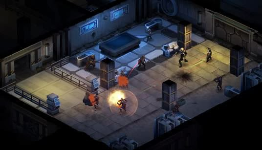 Gameplay Shadowrun Dragonfall