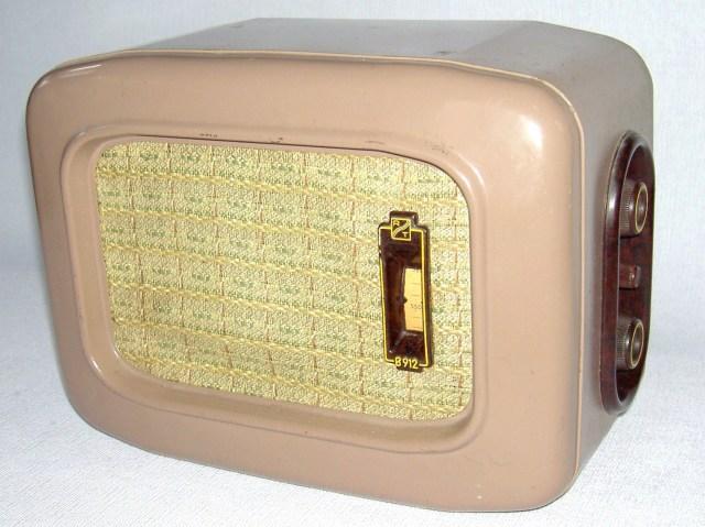 """Радиоприёмник """"Rīga B-912"""""""