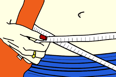 How to Lose Difficult Belly Fat?