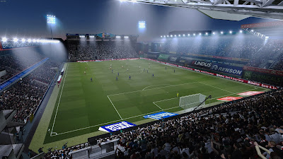 PES 2021 Stadium Regenboogstadion