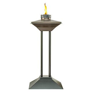 free standing tiki torch, Cordobo, mosquito repellant, patio style