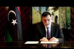 Inilah Pidato Presiden Libya, Faiez Mustafa Serraj di Debat Umum PBB ke 75