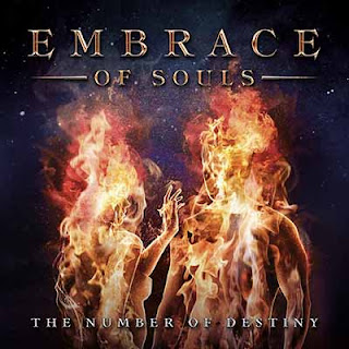 "Ο δίσκος των Embrace Of Souls ""The Number of Destiny"""
