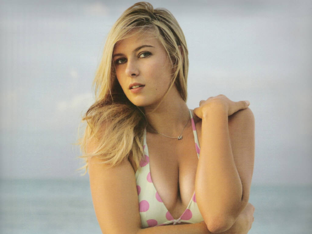 sharapova maria hot - photo #3
