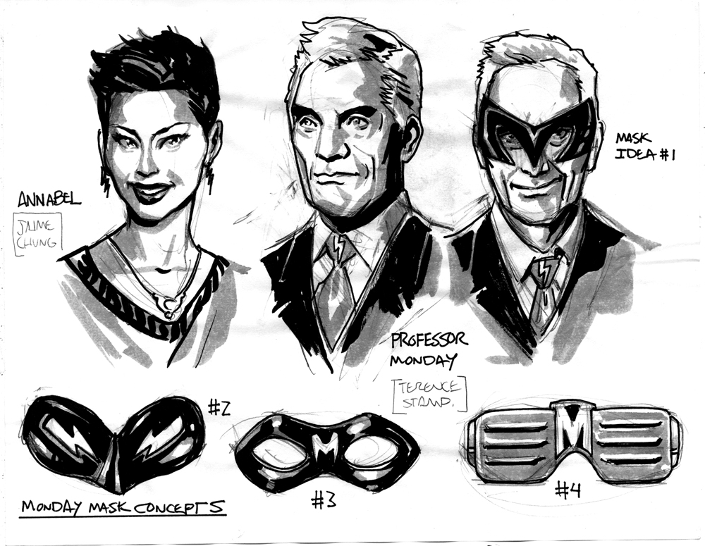 Dewey Draws!: June 2012