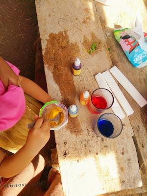 kegiatan seru untuk mengajarkan warna pada anak