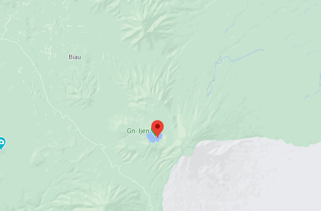 Wisata Alam Gunung Ijen