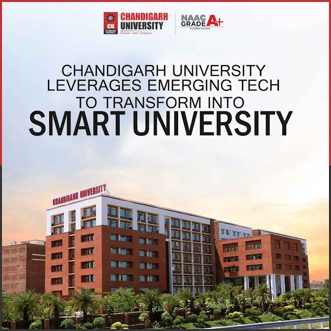Chandigarh University leverages emerging tech to transform into 'smart university'