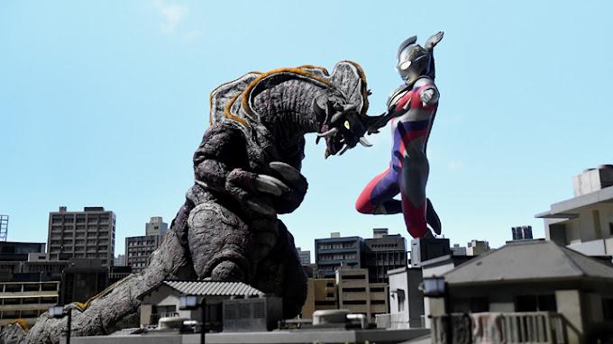 Ultraman Trigger Episode 5 Subtitle Indonesia
