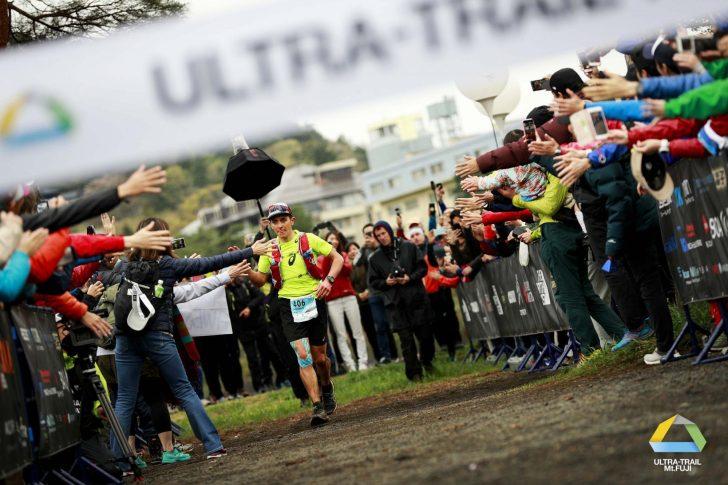 Xavier Thevenard conquista la Ultra Trail Monte Fuji 2019